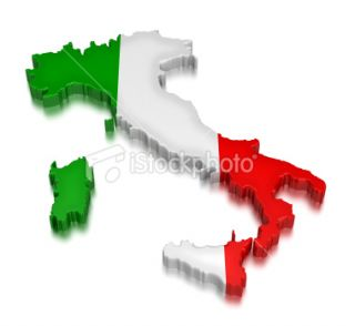 stock photo 18454061 italy clipping path included