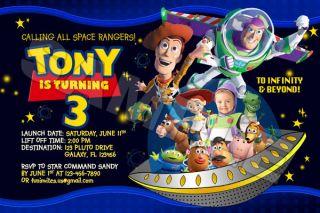 toy story birthday party invitations photo 1 2 3 jessie