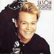 Jason Donovan CD Album (Between The Lines) RARE (PWL) The Hit Factory