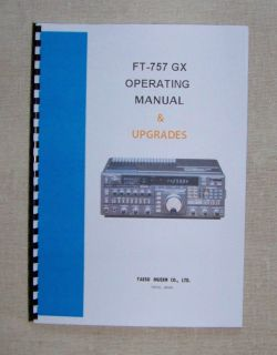 yaesu ft 757gx instruction manual upgrades from france time left