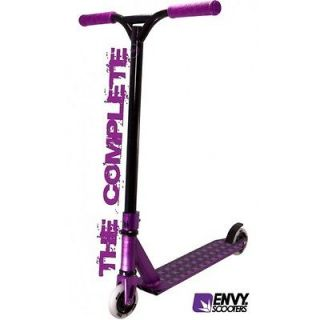 blunt envy pro complete scooter purple mgp lucky phoenix time