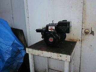 hp briggs & stratton gas engine ryan bluebird 6 to 1 gear