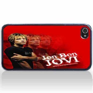 new jon bon jovi iphone 4 hard case gift from