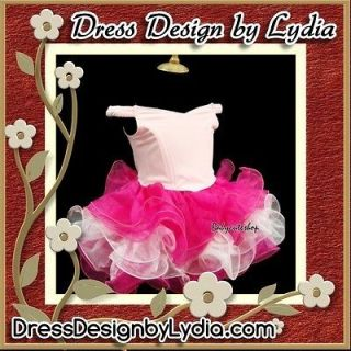 cupcake style pageant dress in Kids Clothing, Shoes & Accs