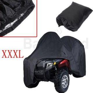 Quad bike / ATV / ATC cover Water Proof Sizes XXXL Black Available
