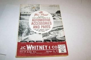 187 j c whitney auto car accessories parts catalog time