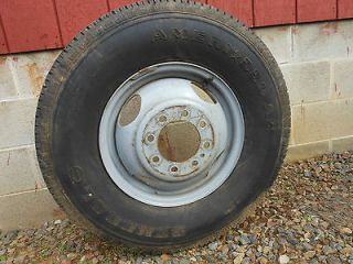 Ford Truck Wheel and Tire 235 85 R16 Load G 8 Lug Wheel Rim General