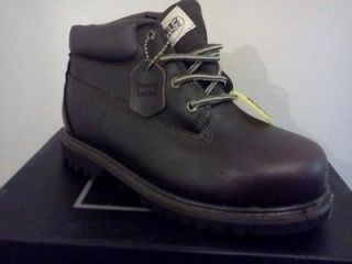 AIR BALANCE 7011 3 STEEL TOE BRWN SZ 8.5W MENS 4 LEATHER WORK BOOTS
