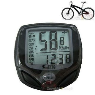 Newly listed NEW Digital Wireless Bicycle Bike LCD Cycling Computer
