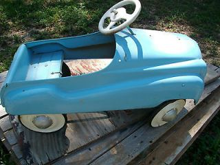 vintage 1950 s murray champion pedal car dip side time