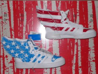 adidas x jeremy scott wings 2 0 american flag shoes
