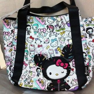 Hello Kitty Tokidoki Best Friends Tote Bag Brand New with Tags~RARE