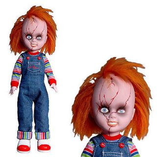 Living Dead Dolls Child's Play Chucky Doll   Figure NEW Mezco LDD 10