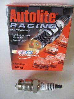 Autolite AR32 Racing Spark Plug Set(8 EIGHT) fits BF12 RF9YC AP8FS