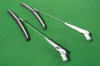 Newly listed CLASSIC MINI,RIGHT HAND/DRIVE,NEW/CHROME WIPER ARMS