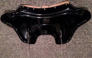 Hoppe Industries VanillaZilla BATWING Fairing Fits Harley & Large