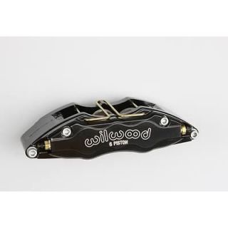 Wilwood Brake Caliper Dynapro Billet Aluminum Black 6 Piston Univ Psgr