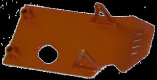 Newly listed Dirt Pit Bike (Engine Mount) Skid Plate Crf 50 Parts 50