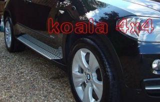 BMW X5 E70 07 11 RUNNING BOARD SIDE STEP NERF BAR