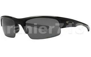 NEW Oakley Bottlecap POLARIZED Sunglasses Polished Black/Black