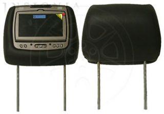 2010 2013 Chevrolet Suburban Dual System Headrest DVD Players 22840267
