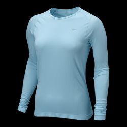 Nike Nike Lightweight Semi Fit Long Sleeve Womens Running Top Reviews
