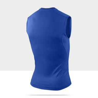 Nike Pro Combat Core Tight Mens Sleevless Shirt 269602_493_B