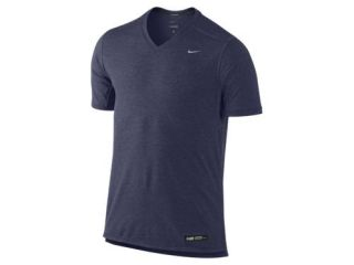 Neck Mens Running Shirt 451266_549
