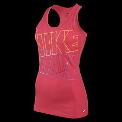 Nike Nike Graphic Womens Rib Tank Top  Ratings