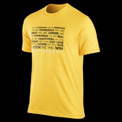 Nike LIVESTRONG Words Mens Running T Shirt  Ratings
