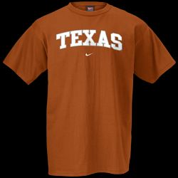 Nike Nike Classic Short Sleeve (Texas) Mens T Shirt Reviews