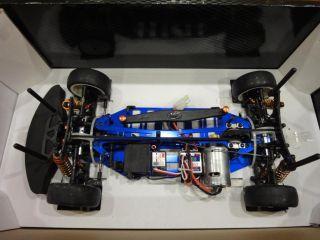 10 RTR Electric RC Aluminium Drift Car HL518 3851 8