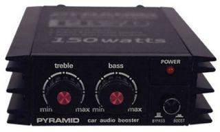 new pyramid pb70 150w 2 ch car audio amplifier amp
