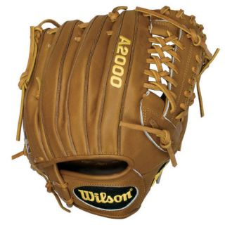 Wilson A2000 BB1796 Pitcher Baseball Glove Saddle Tan 11 75 inch Left