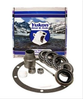 Yukon Minimum Install Kit 12079 Dana 30 Jeep Wrangler JK 10 Bolt 24