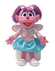 Street Teach Me Learn to Dress Abby Cadabby Plush Soft Doll 15