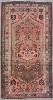 Persian MALAYER Hand Knotted Wool Area Rug Carpet with Abrash