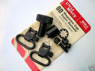 Uncle Mikes Mossberg 500 Shotgun Sling Swivel Set 1