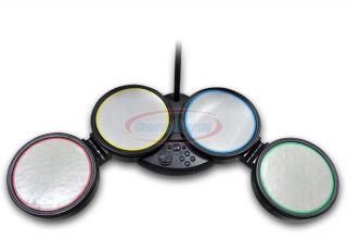 4in1 Wireless Rock Band Drum Set for Wii PS2 3 Xbox 360