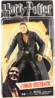 Harry Potter NECA Fenrir Greyback 7 Action Figure