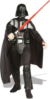 Darth Vader You Choice Adult or Child Deluxe Costumes Star War Toy