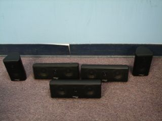 10 Speaker System Acoustic Image Home Theater Surround Sound Tsunami