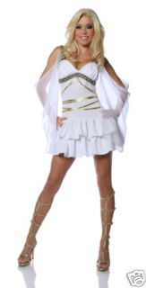 Aphrodite Greek Goddess Sexy Womens Adult Halloween Costume Large