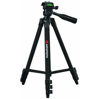 AGFAPHOTO 50 Pro Tripod With Case For Canon EOS Rebel T3 T3i