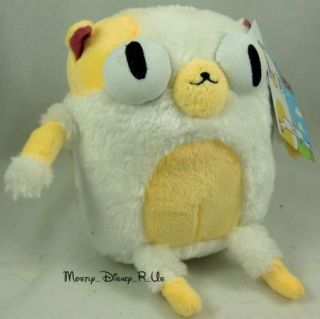 Adventure Time With Finn and Jake CAKE 7 Plush Toy Doll Cat Girl NEW