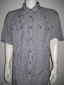 NEW Mens AKOO Button Front BRAND NEW Adult 4XL Shirt XXXXL NWT
