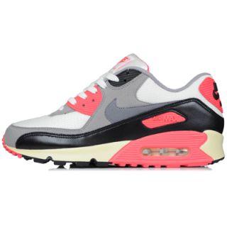 Nike Air Max 90 OG Vtg Vintage Infrared 2012 Grey Premium 543361 161