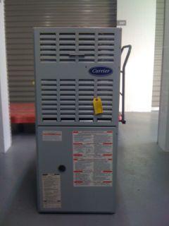 80 Efficient Natural Gas 110 000 BTU Forced Air Up Flow Furnace