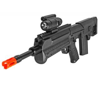 New RFB Carbine Bullpup Spring Airsoft Gun Sniper Rifle 6mm BB w Laser
