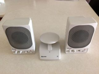 Recoton Optimus Advent Wireless Speaker System clv a900t 900r 1682